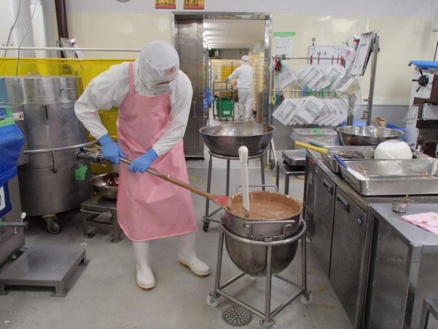 銀座コージーコーナー 川口工場の画像・写真